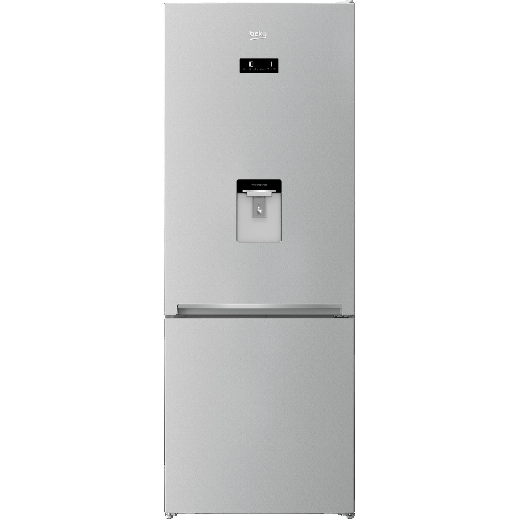 Combina frigorifica Beko RCNE560E30DZM