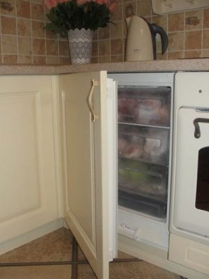 Congelator incorporabil