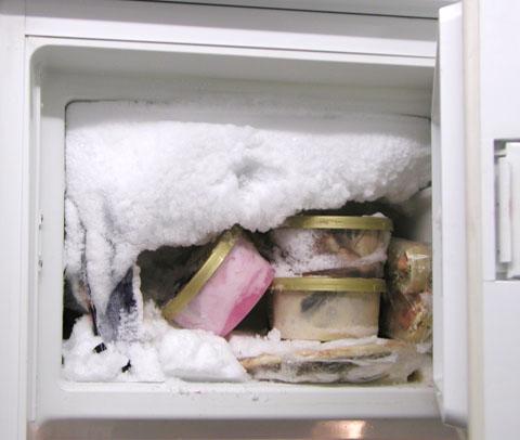 Dezghetare congelator